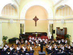 Photo of WYS End of Year Concert at St Andrew's, The Terrace
